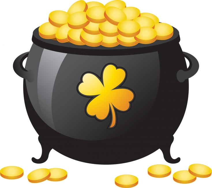Precious Clipart Pot Of Gold 80 About Remodel Classroom Clipart with Clipart  Pot Of Gold