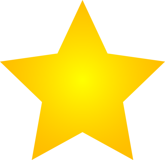 Gold Star Clipart Clipart Panda Free Clipart Images
