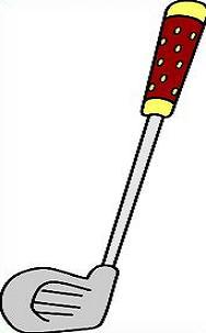 golf club clip art