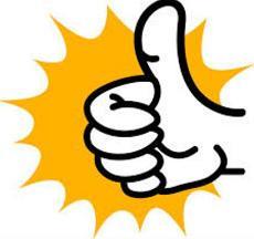 Good Job Thumbs Up Clipart