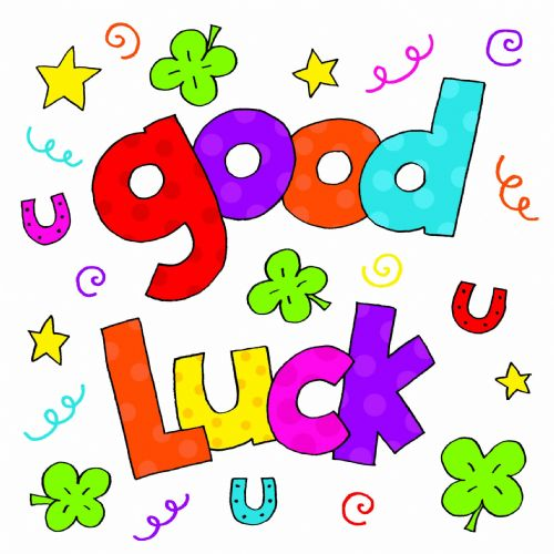 Good luck clipart images clipartall 3