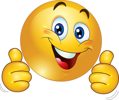Good Morning Clip Art Free. Smiley Thumbs Up