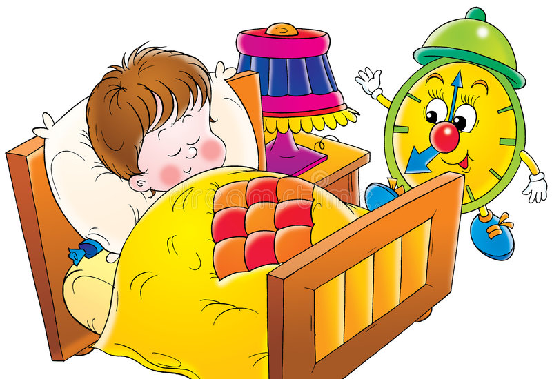 Good Morning Clipart Good morning! stock illustration. Illustration of children -  2961193