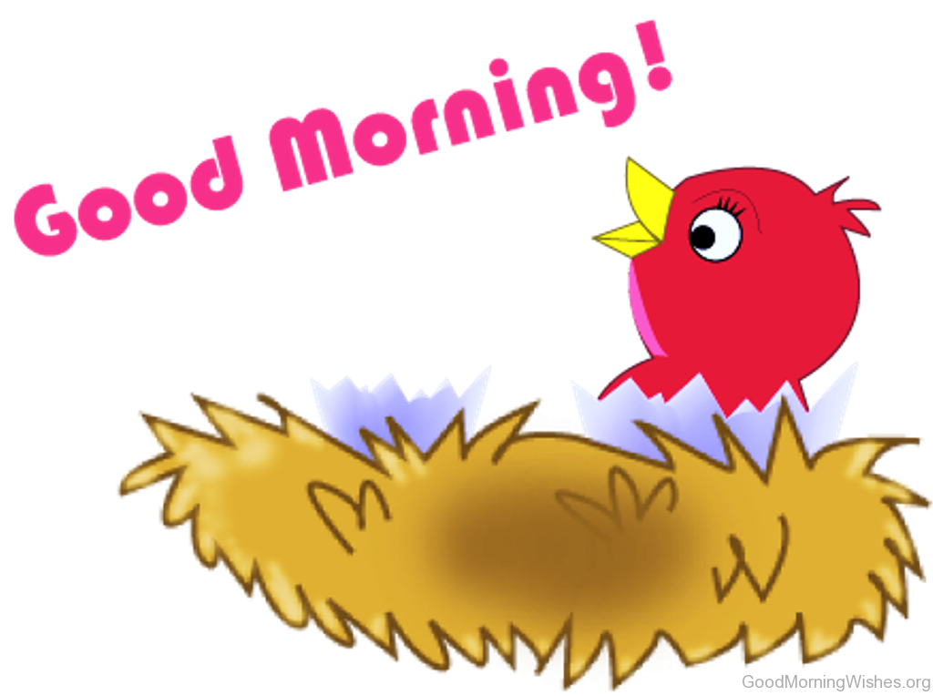 Good Morning Clipart