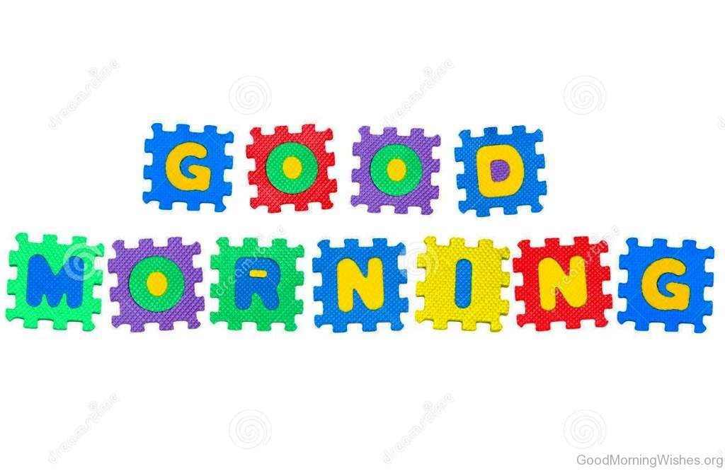 Good Morning Clipart Pic