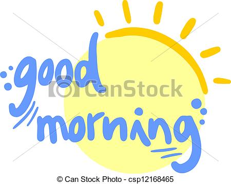 Good morning - csp12168465