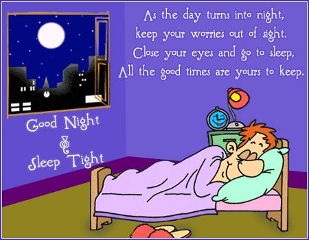 Good Night Cartoon Clipart Image Rocks Wallpaper Hd