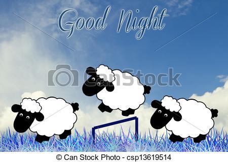 ... Good Night - Sweet Dreams Good Night Clipartby ...