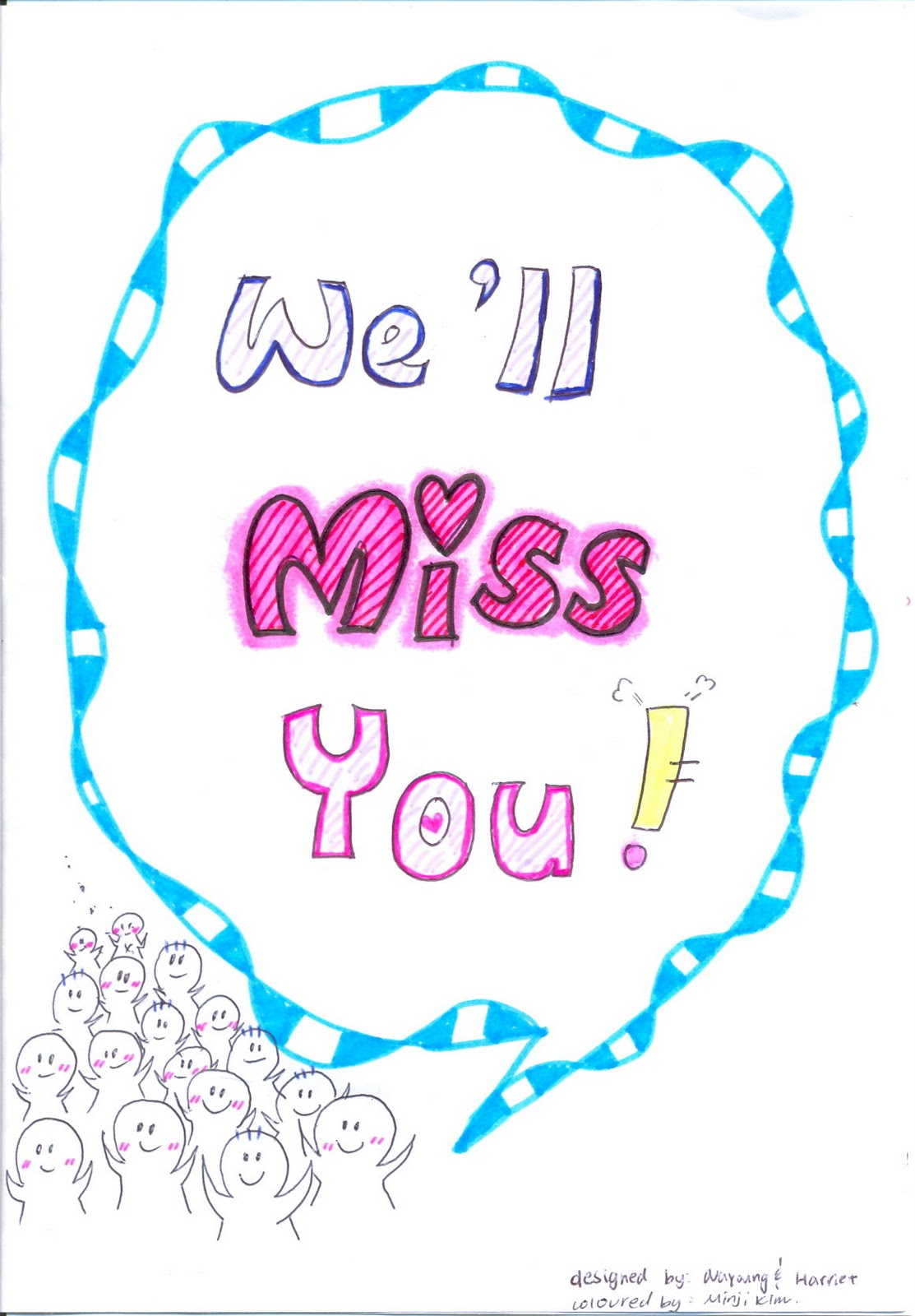 Goodbye Co Worker Clipart