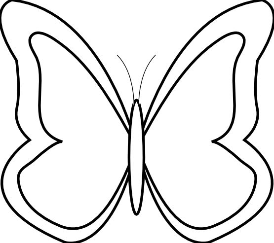 Google Images Clip Art free of fish | butterfly 26 black white line art flower youtube