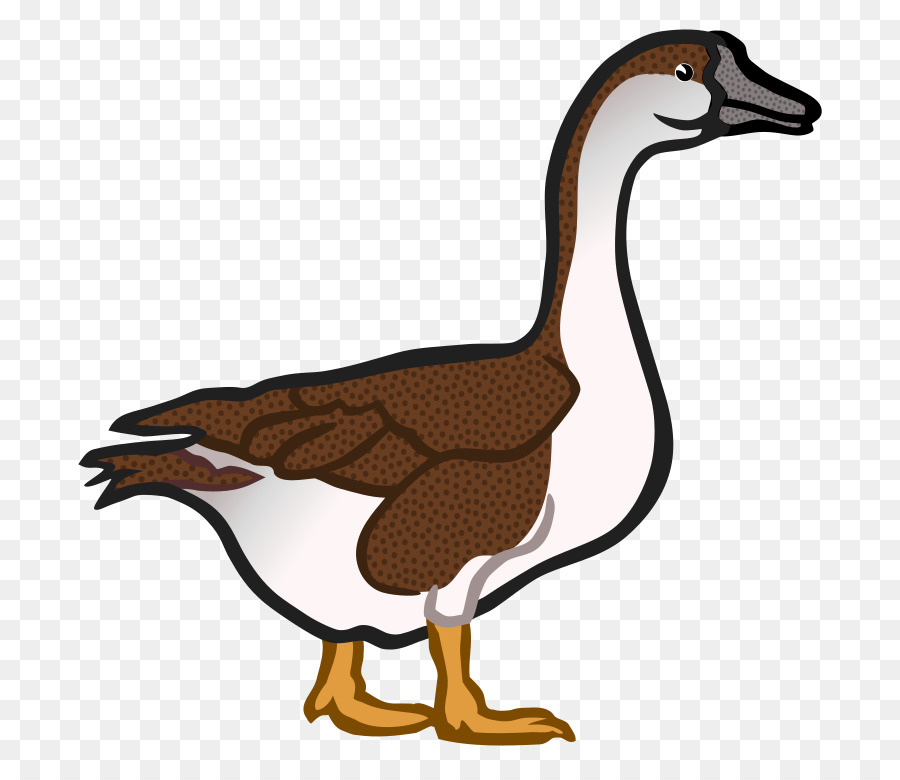 Goose Duck Clip Art - Goose