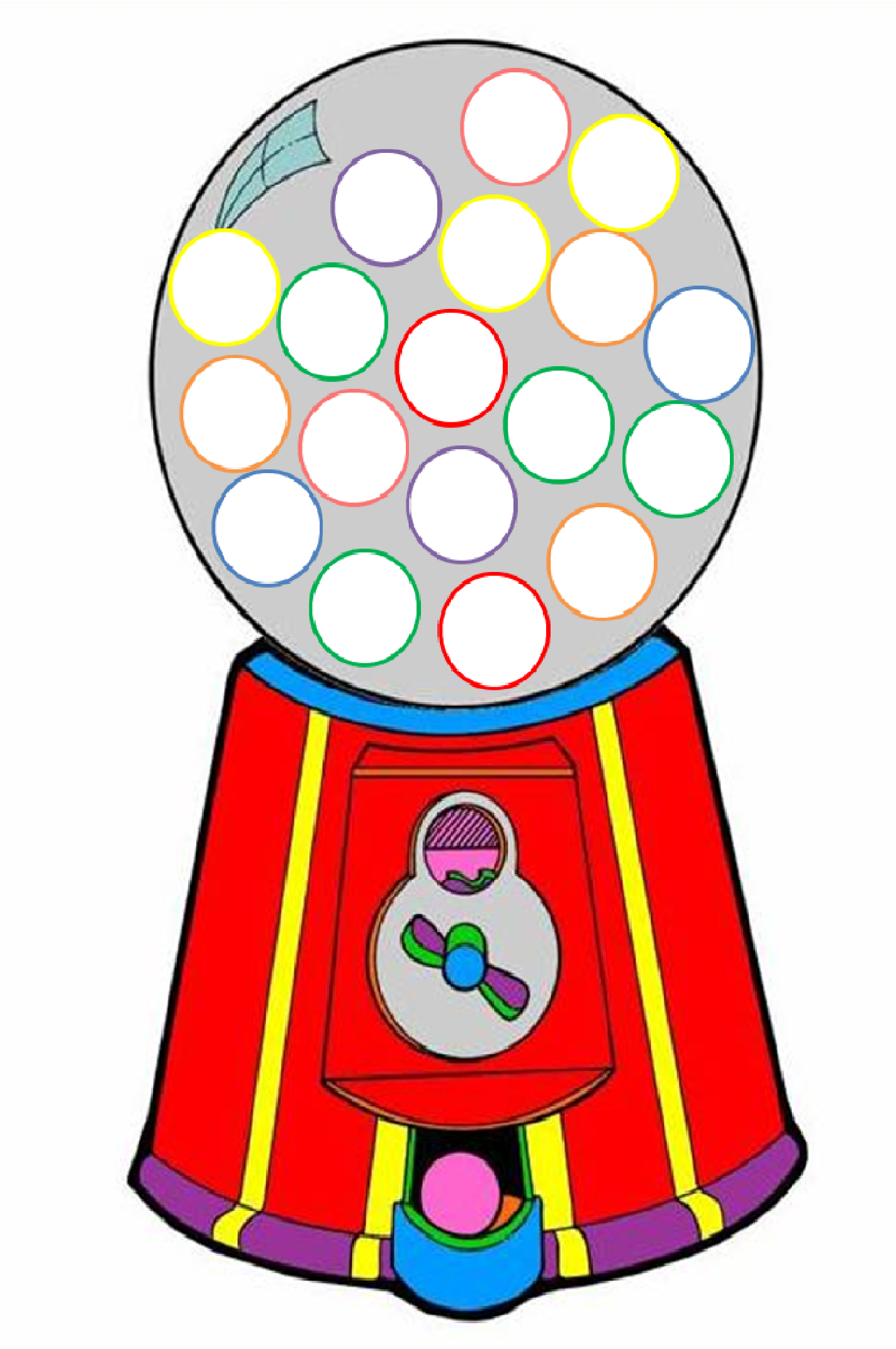 Gumball Machine Clipart Free Cliparts That You Can GooseGorilla Clipart To You