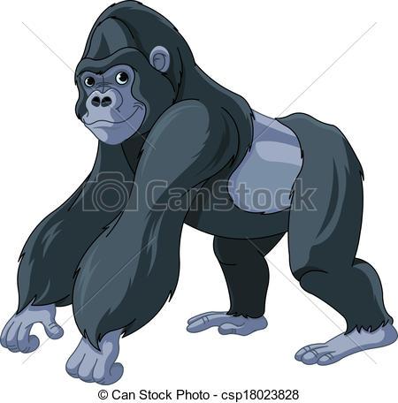 Gorilla - csp18023828
