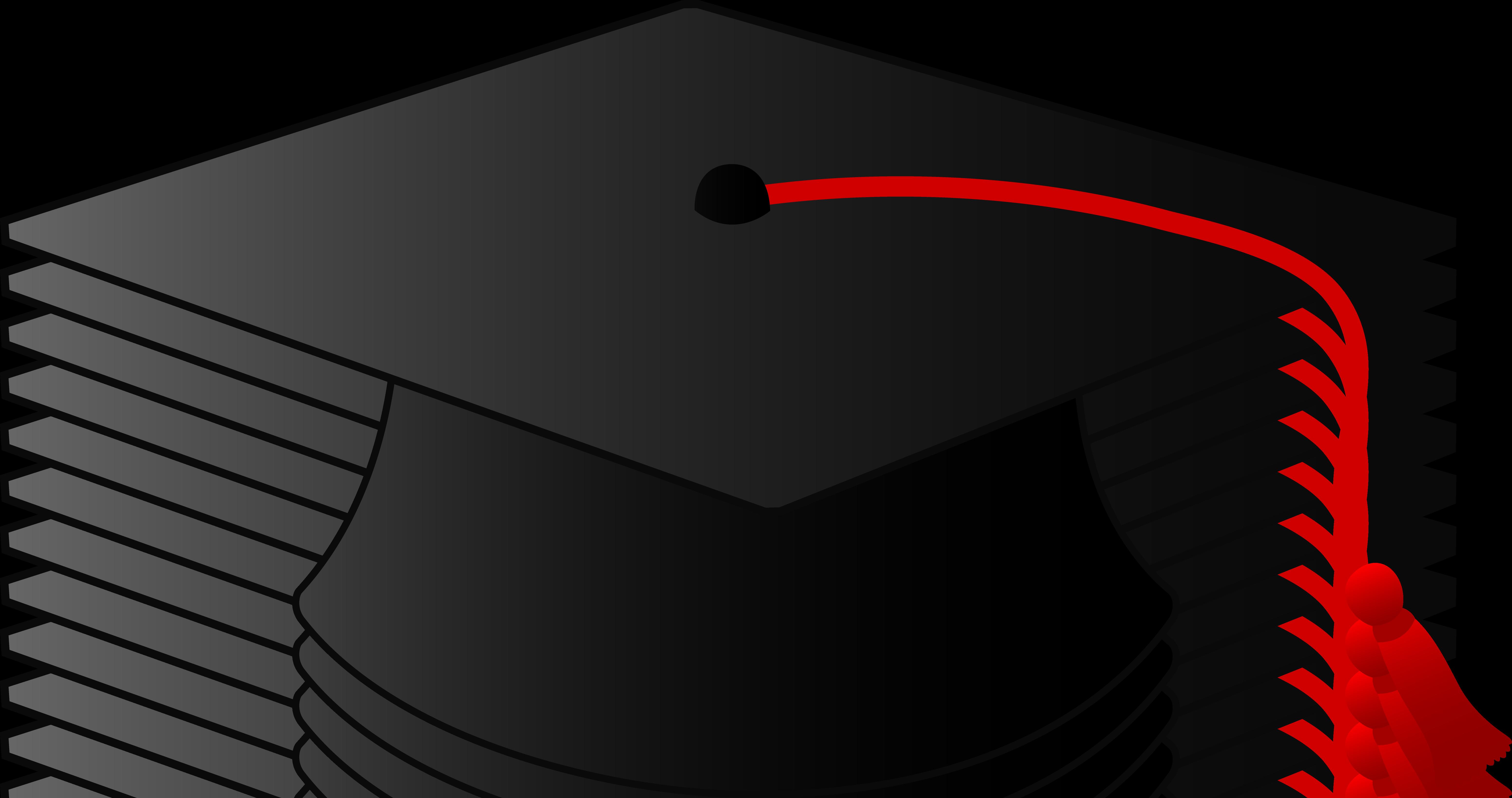 ... Graduation cap clipart free ...