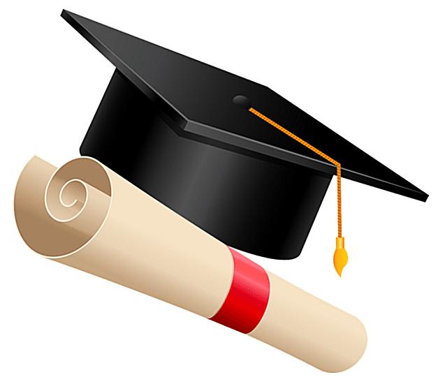 Graduation Clip Art 3