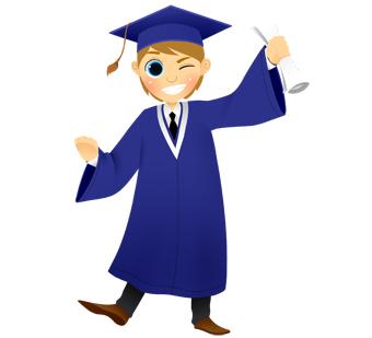 Graduation clip art free prin - Graduation Clipart