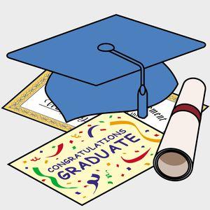 Graduation Clip Art from Clip - Graduation Clipart