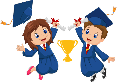 Graduation Clipart Day Care #11
