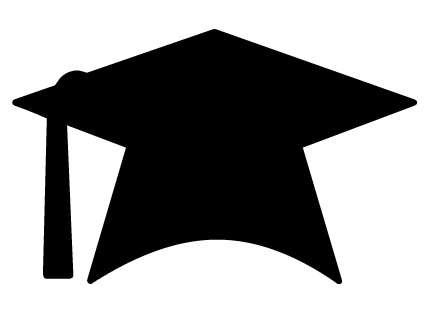 ... Graduation hat graduation cap transparent clipart image #7377 ...