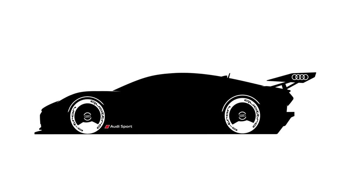 Audiu0027s Vision Gran Turismo concept car teased; coming to GT Sport on 9th  April