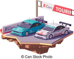 Gran turismo Vector clipart and illustrations (6)