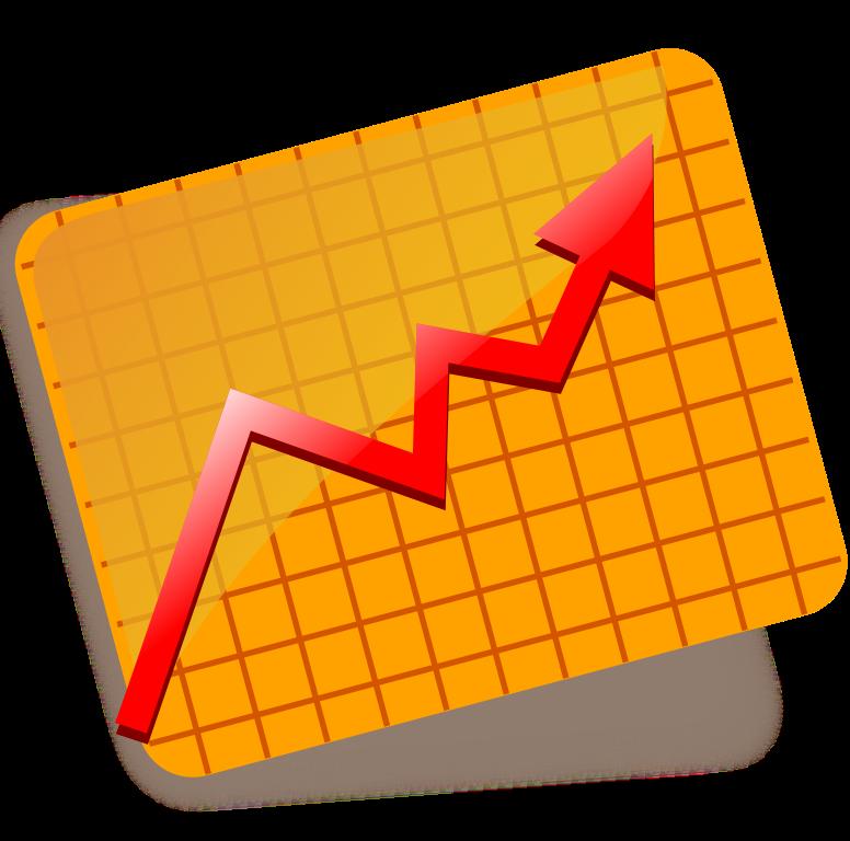 Graph Stock Market Clipart