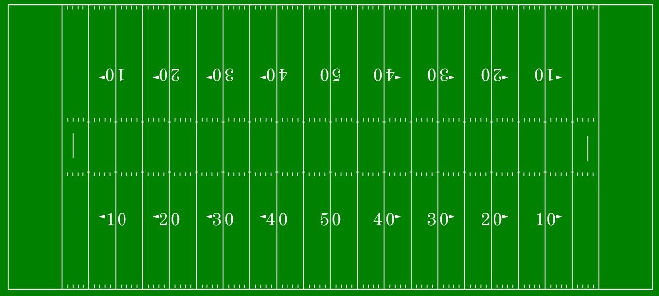 Grass Football Field Clipart
