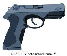 Gray Standard Gun