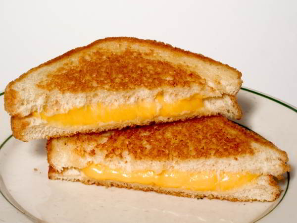 Grilled Cheese Clipart #14106