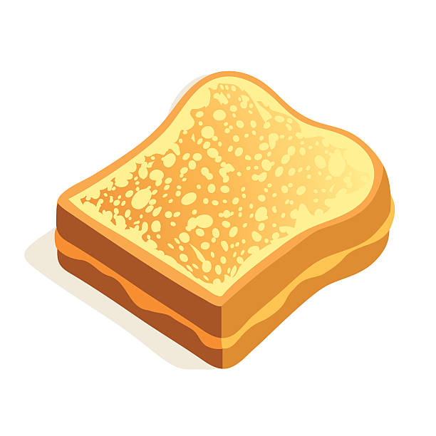 Grilled Cheese Clipart #6