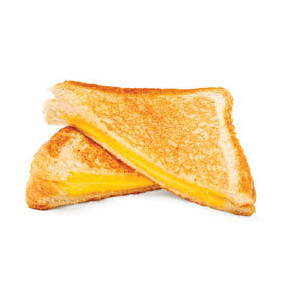 Grilled cheese cliparts - Grilled Cheese Clipart