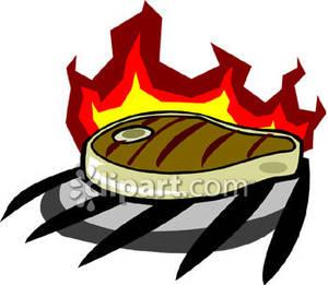 Grilled Steak Clip Art Clipart Steak Dinner Steak