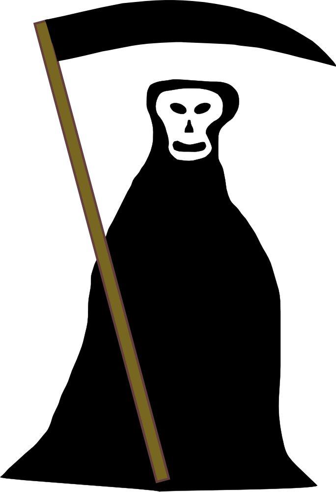 Grim reaper free clip art on .