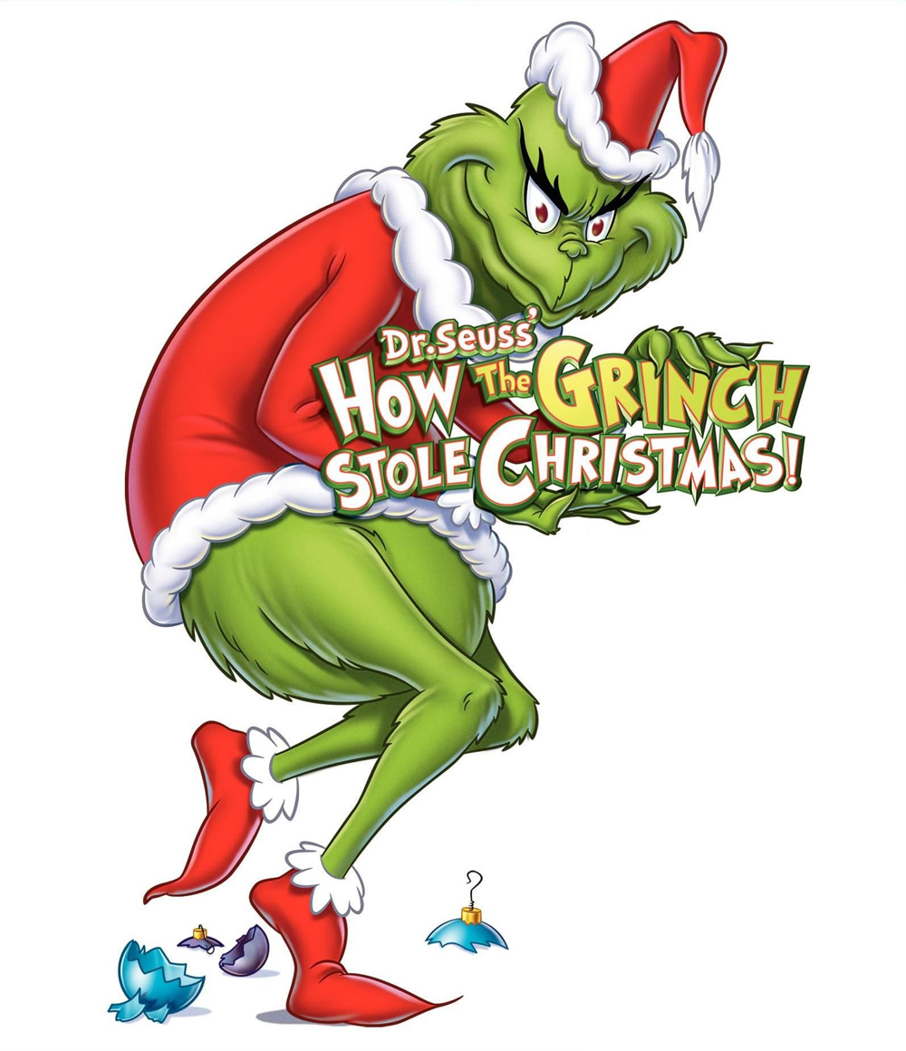How the grinch stole christmas clipart