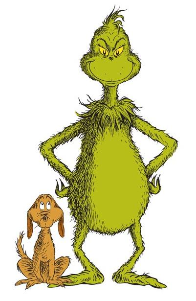 The grinch clipart hostted wikiclipart