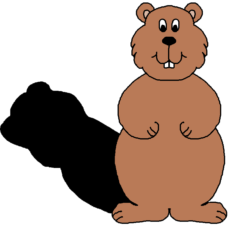 Groundhog 20clipart - Groundhog Clipart