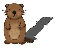 Groundhog cliparts