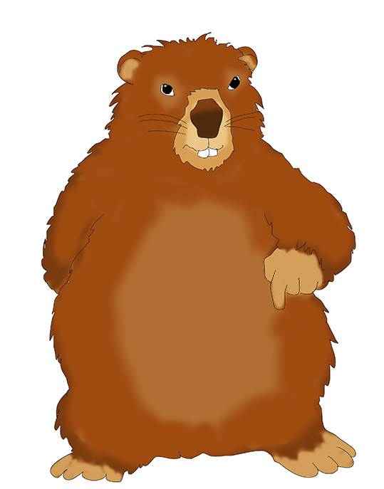 groundhog for groundhog day
