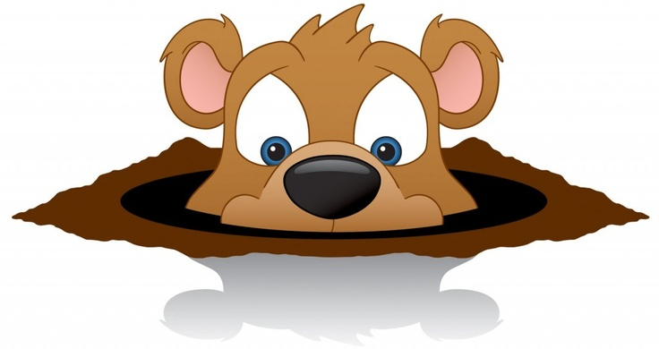 Groundhog Images Clipart .