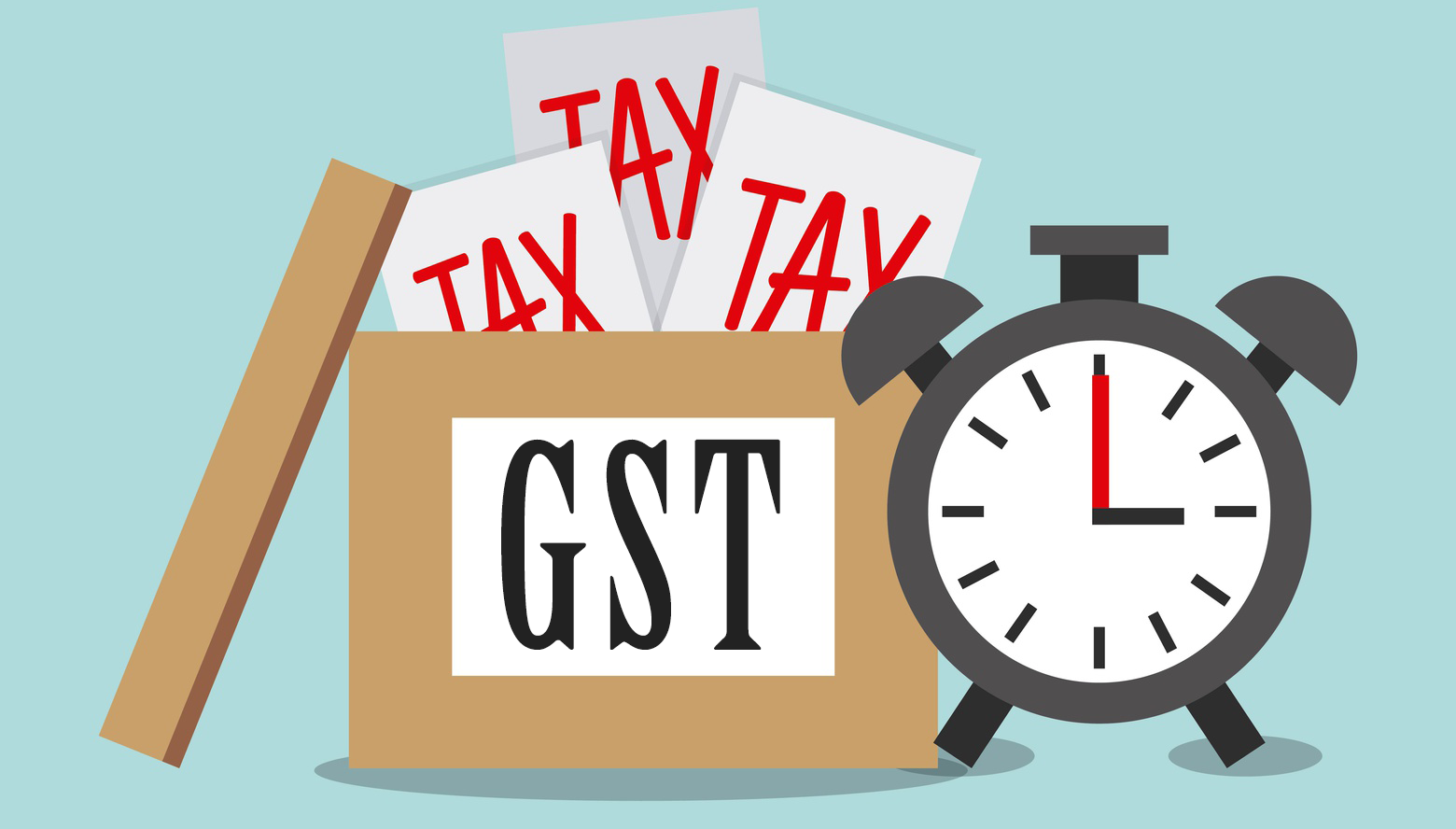 GST - Credit Note and Debit Note