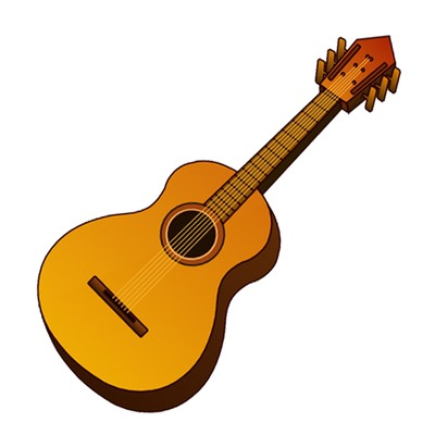 Guitar Clip Art Borders Free Clipart Images