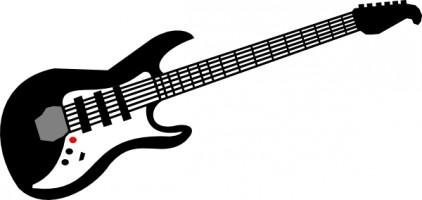 guitar clipart