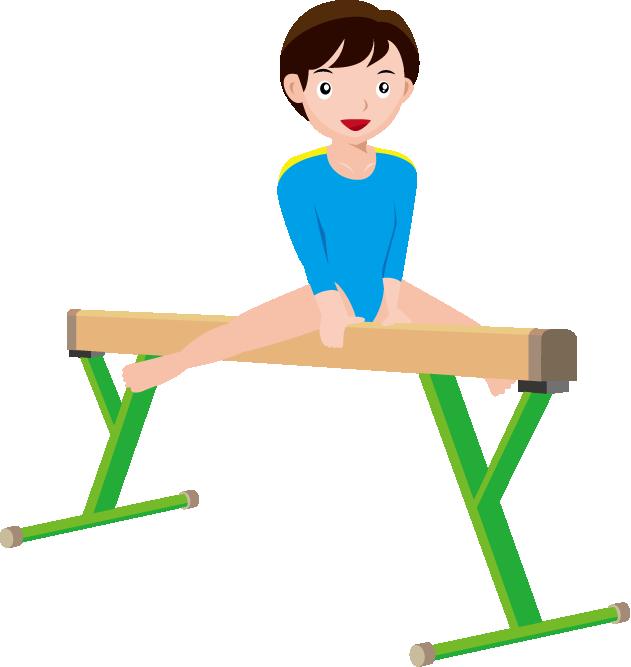 Gymnastics Clip Art