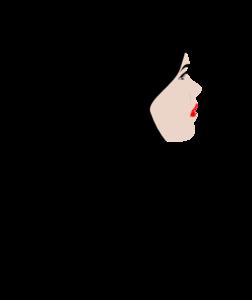Hair Clip Art 1