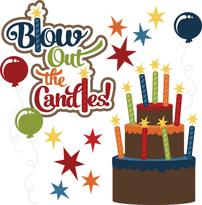 ... Halloween Birthday Clipart ...