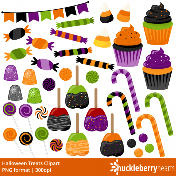 Halloween Candy Clipart Halloween Candy Clipart, Halloween Clipart, Candy Clip Art,