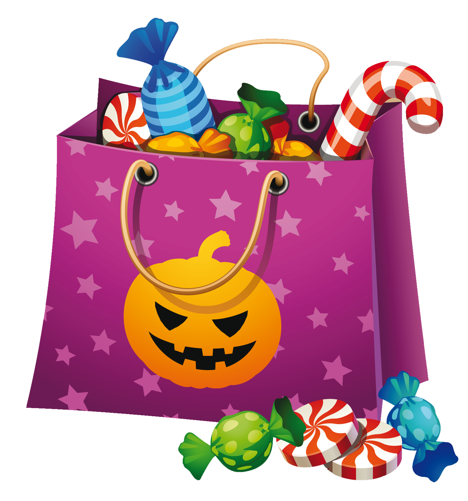 Halloween candy clip art - Halloween Candy Clipart