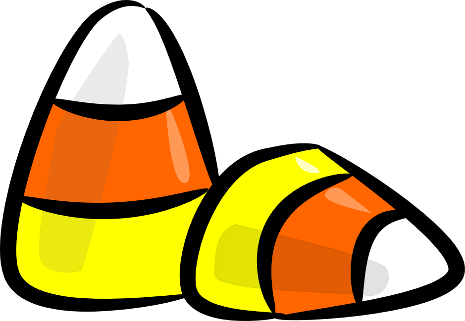 Halloween Candy Clipart #22666