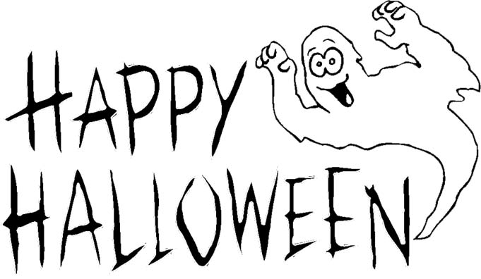 Halloween Clipart Black .