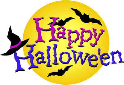 Free Halloween Clipart #1